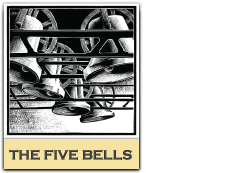 Five Bells Seal Logo